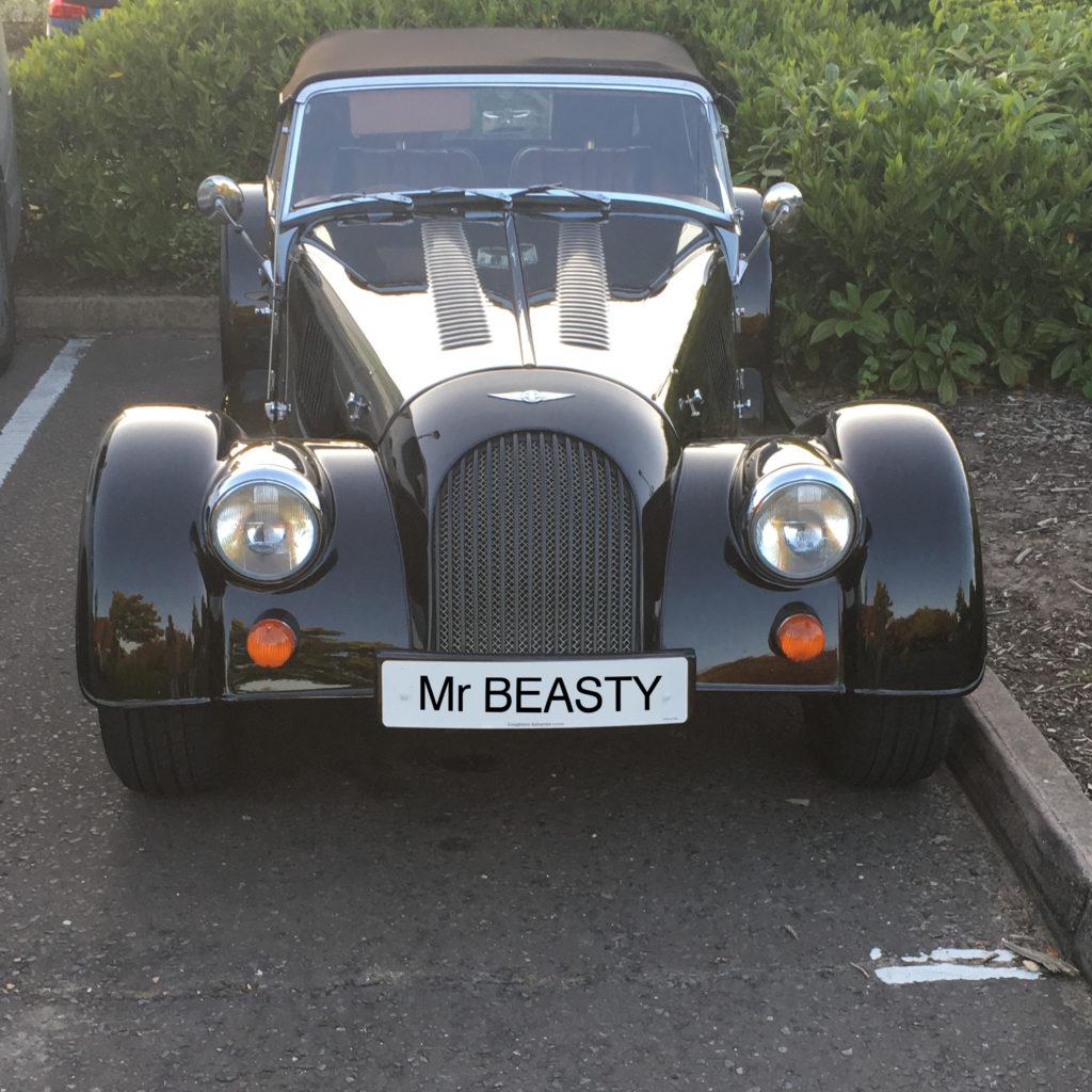 Morgan V6